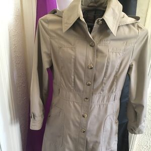 Weather Wise 60's 70's Trench Coat 13/14